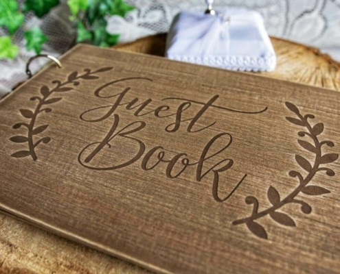 Airbnb Welcome Guest Book Vancouver